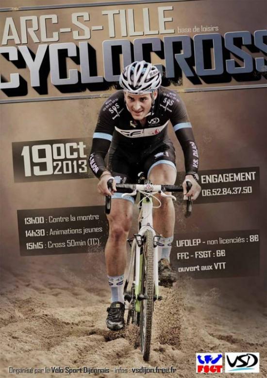 CycloCross Arc sur Tille 2013