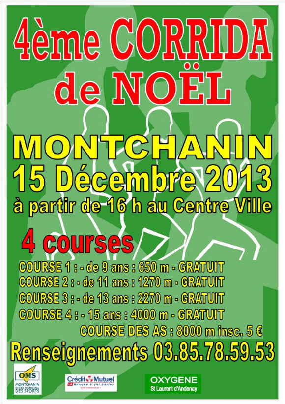 Corrida Montchanin 2013