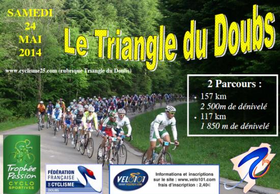 Le Triangle du Doubs 2014