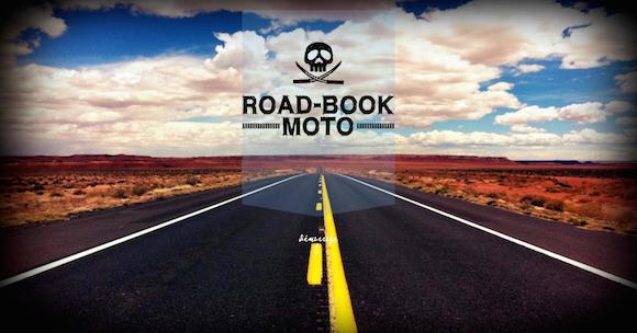 Road-Book Moto