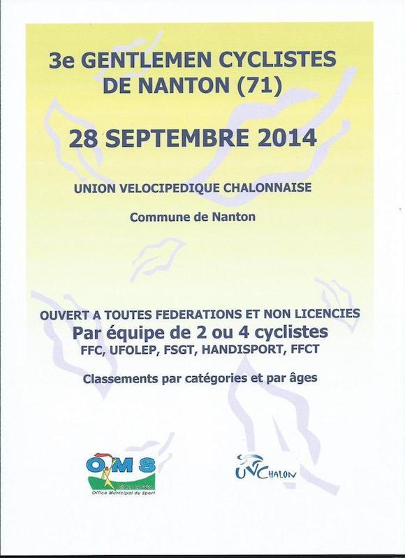 Gentleman de Nanton 2014