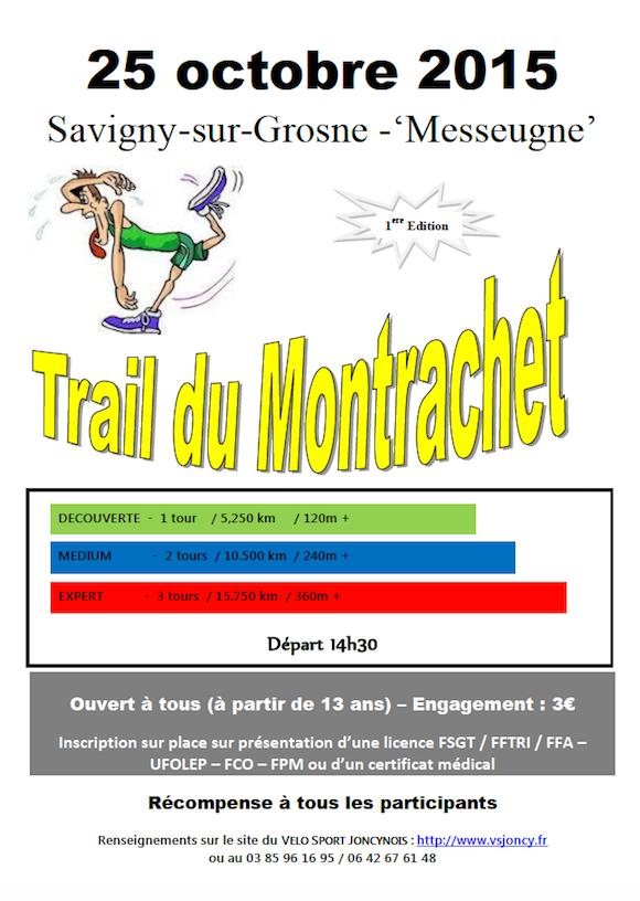 Trail du Montrachet 2015